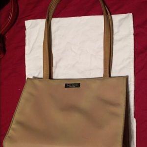 Stylish and durable Kate Spade nylon bag